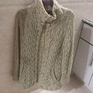 Zara knitted jacket
